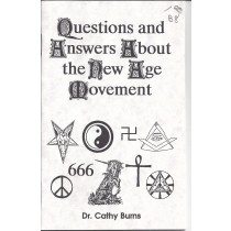 Questions And Answers About The New Age Movement    Front