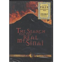 The Search For The Real Mt. Sinai  Front