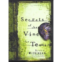 Secrets Of The Vine For Teens  (2003)   Front
