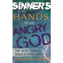 Sinners in the hands of an angry god front