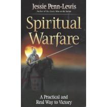 Spiritual Warfare Lewis front