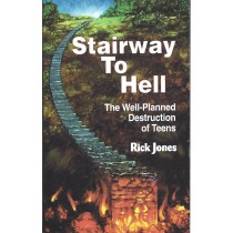 Stairway To Hell  The Well-Planned Destruction Of Teens  (1988)  Front
