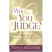 Who Are You To Judge?  (2002)  Front
