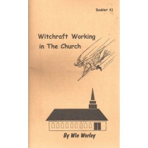 Witchcraft Working in the Church front