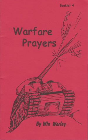 Warfare Prayers front