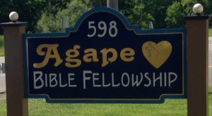 Apape Bible Sign
